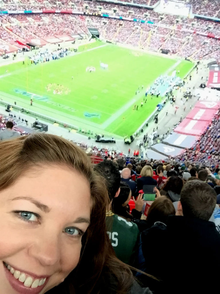 NFL UK Wembley